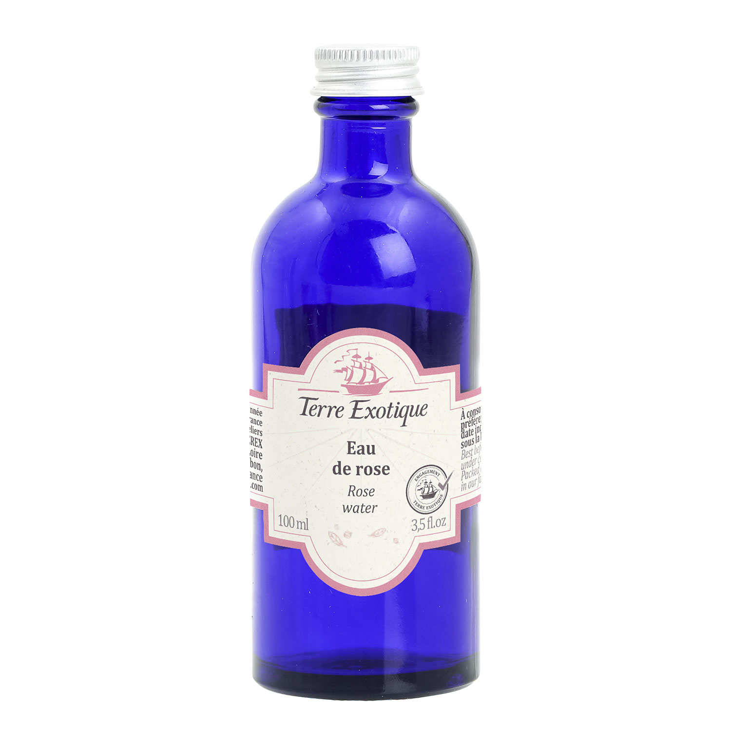 Organic Rose water from Grasse