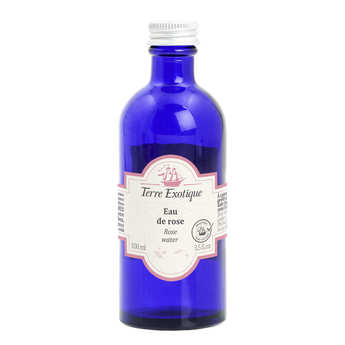 Terre Exotique - Organic Rose water from Morocco