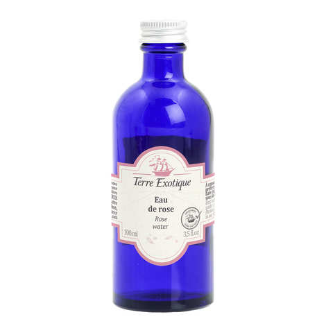 Terre Exotique - Natural Rose water from Morocco