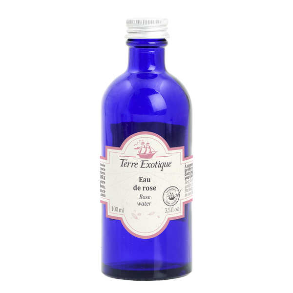 Organic Rose water from Morocco