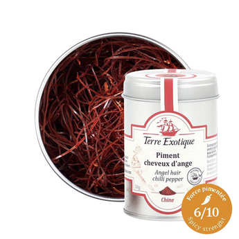 Angel S Hair Chilli From China Strength 5 Terre Exotique