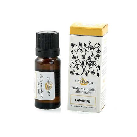 Terre Exotique - Organic Essential Lavender Oil