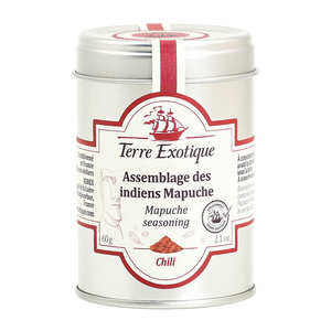 Terre Exotique - Mapuche Indian spice blend