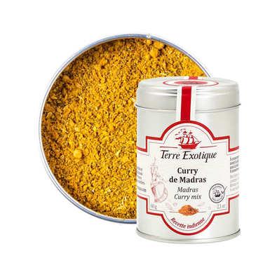 Curry de Madras d'Inde