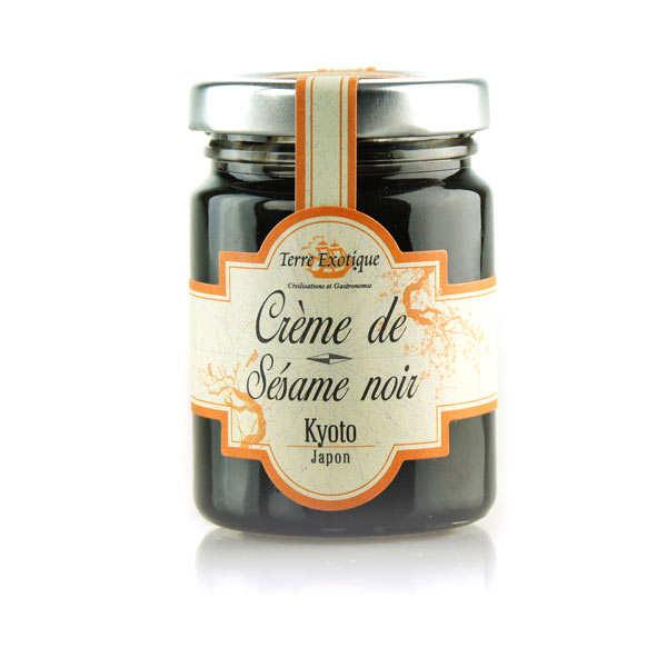 Black Sesame Cream from Kyoto, Japan