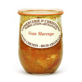Conserverie Saint Christophe - Veau Marengo