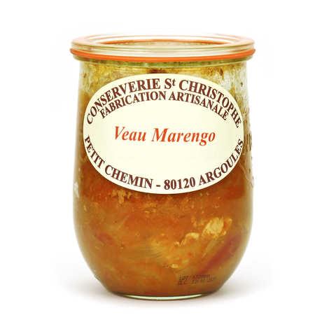 Conserverie Saint Christophe - Marengo veal