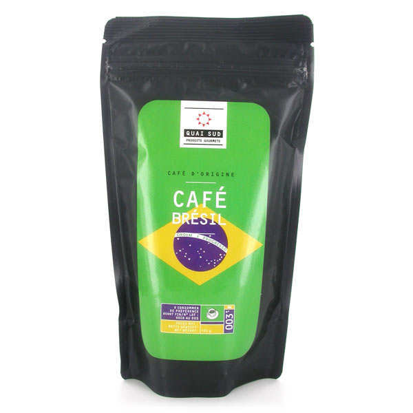 Café du Brésil moulu