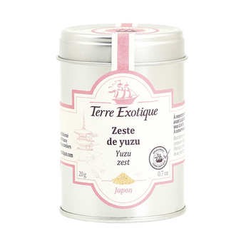 Terre Exotique - Yuzu Zest from Japan - Takamatsu-shi
