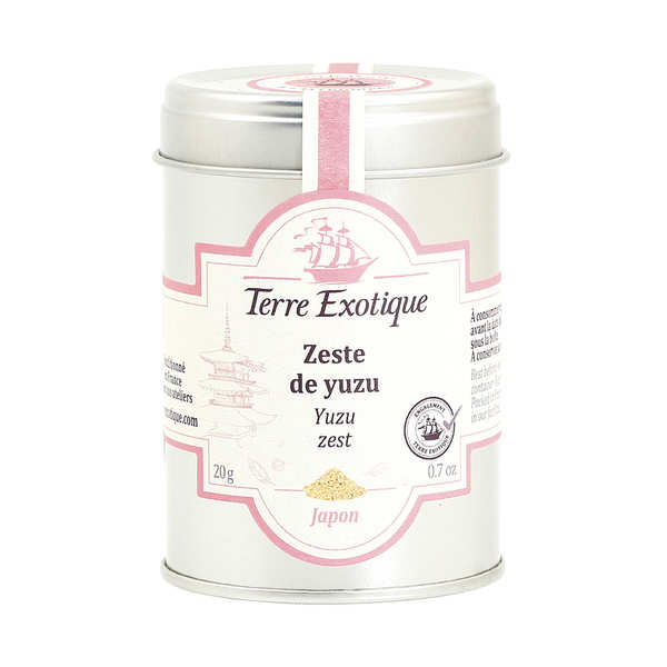 Yuzu Zest from Japan - Takamatsu-shi