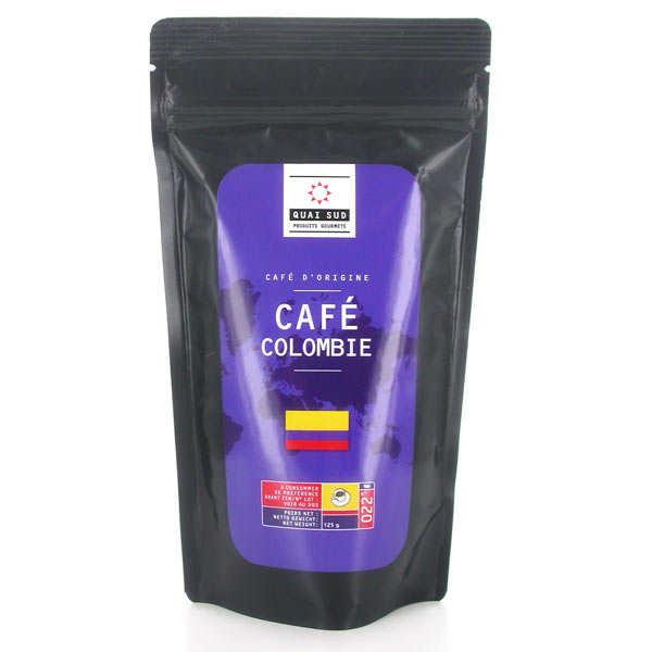 Café de Colombie moulu