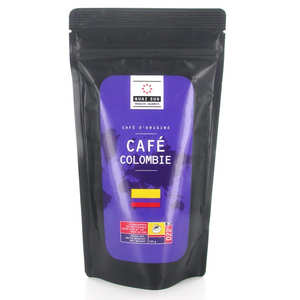 Quai Sud - Café de Colombie moulu