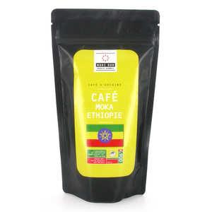 Quai Sud - Café Moka Sidamo d'Ethiopie moulu