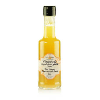 Terre Exotique - Rice Vinegar with Yuzu and Agave Syrup from Fukui, Japan