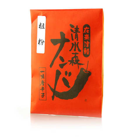"Shimizumori Namba - Piment ""AOC Hirosaki Shimizumori Namba"" Japon - Mouture moyenne"