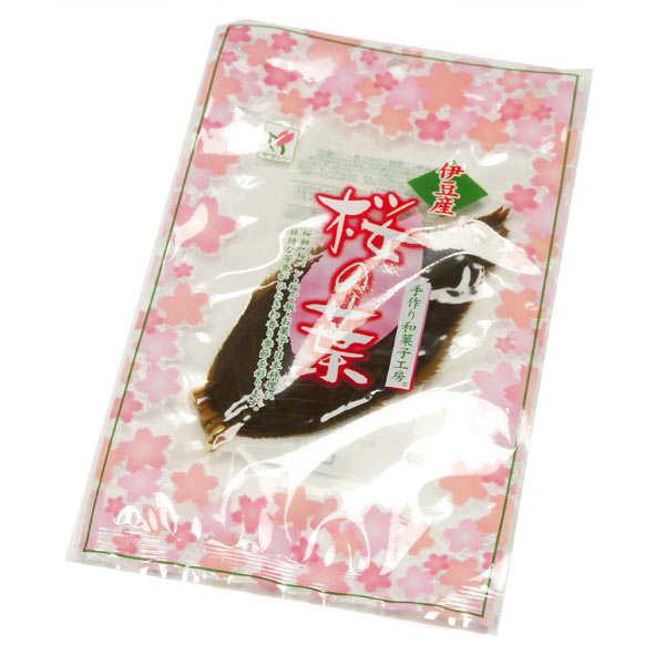 Salted Sakura Cherry Blossom Leaves