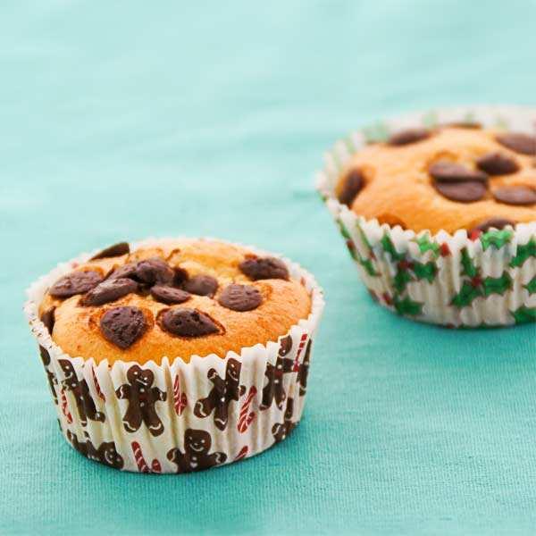 65 caissettes de fêtes pour cupcakes