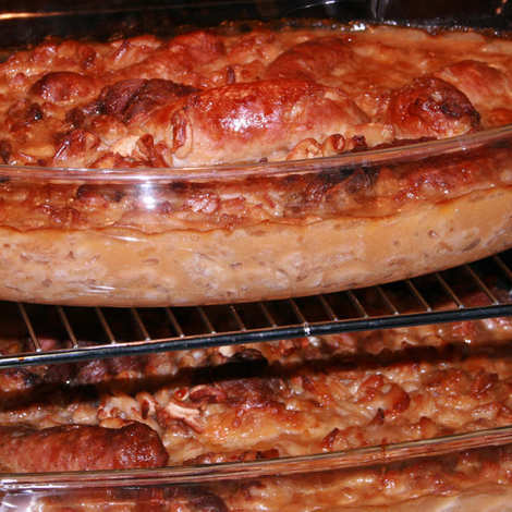 Audary Castelnaudary - Cassoulet de Castelnaudary with duck and sausages from Toulouse
