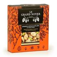 Le Grand Noyer - Pistache et amandes grillées aux baies roses
