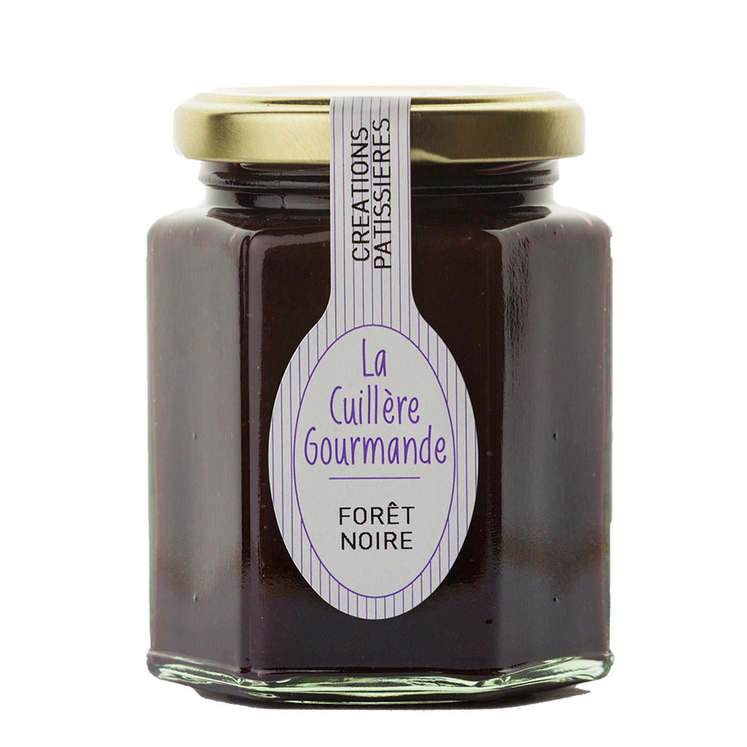 Chocolate and Cherry Black Forest Jam