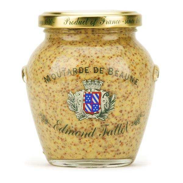 Moutarde de Beaune à l'ancienne en grains - Fallot