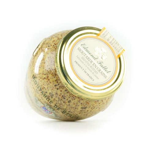 Fallot - Moutarde de Beaune à l'ancienne en grains - Fallot