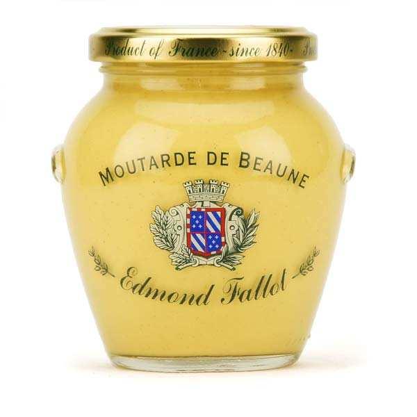 Moutarde de beaune extra forte fallot fallot - Moutarde fallot visite ...