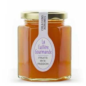 La Cuillère Gourmande - Passion fruit jam