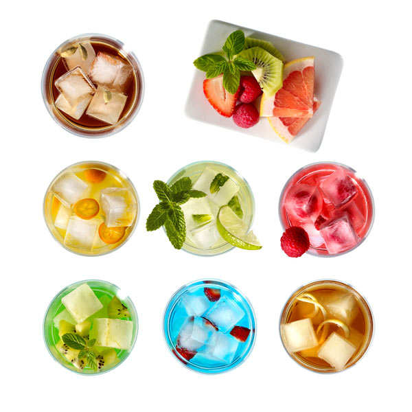 Ice cube - Bac à glaçons parfaitement cubiques