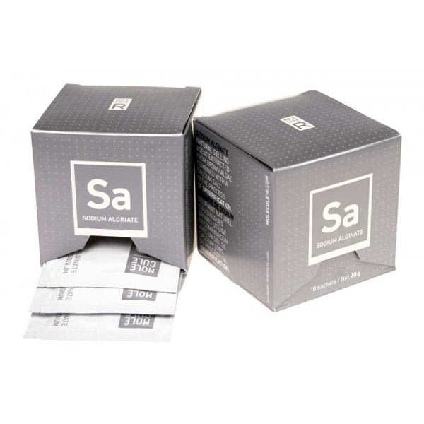 Sodium Alginate (x10 bags)
