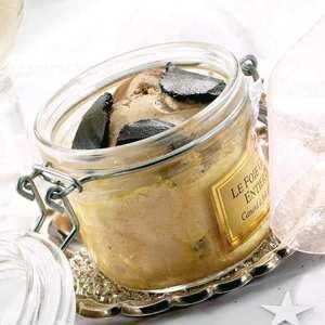 Valette - Foie gras d'oie entier truffé 5%