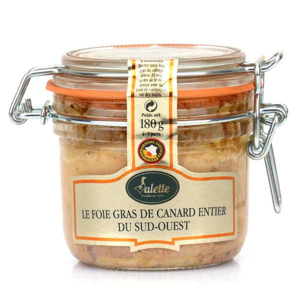 Foie gras de canard entier igp p rigord valette - Comment cuisiner le canard entier ...