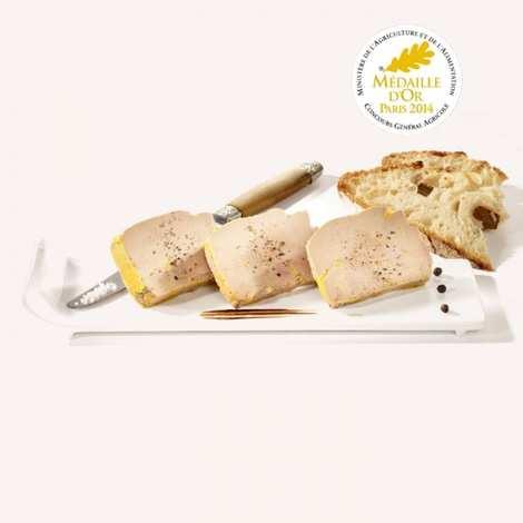 Valette - Foie gras de Canard Entier du Périgord à l'Ancienne IGP Périgord