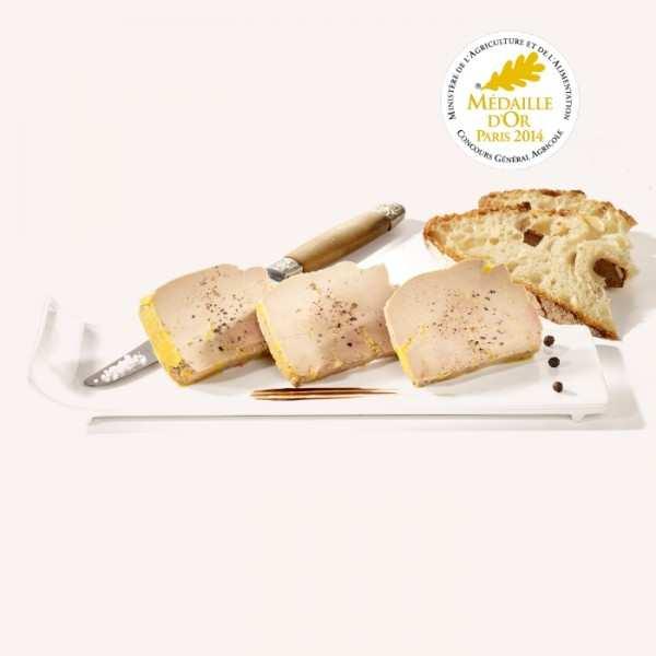 Foie gras de Canard Entier du Périgord à l'Ancienne IGP Périgord