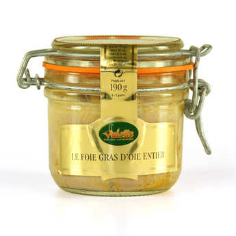 Valette - Foie gras d'oie entier