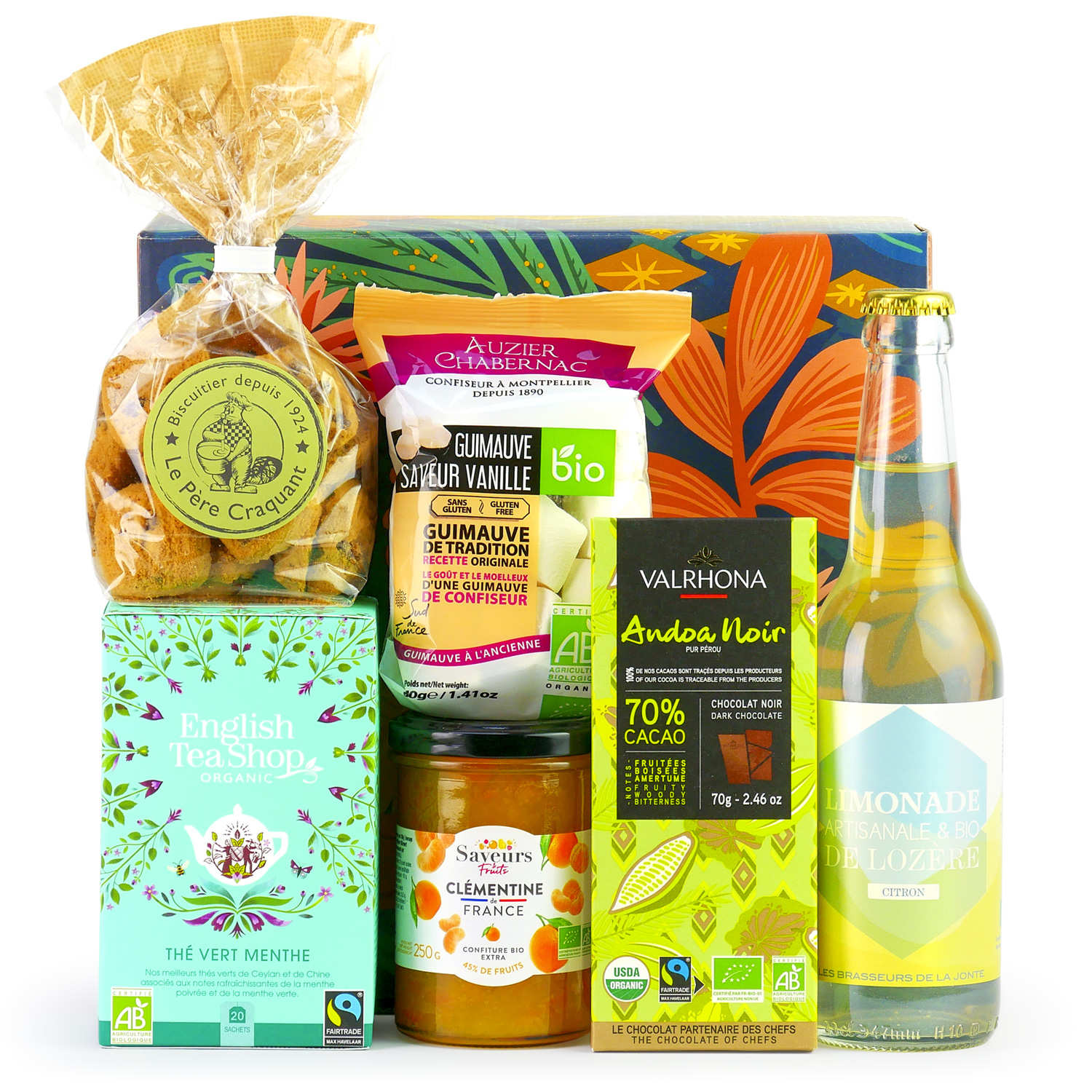 Organic Sweet Delights Gift Box