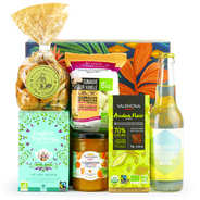BienManger paniers garnis - Coffret cadeau Gourmandises Bio