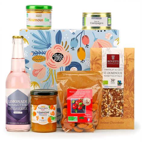 BienManger paniers garnis - Organic Sweet Delights Gift Hamper