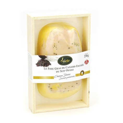 """Valette - Foie Gras de Canard Entier du Sud-Ouest - """"Cuisson douce"""" de Valette"""