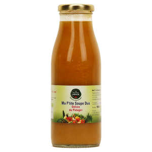 Les recettes d'Armor - Organic Vegetable Delight Soup