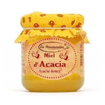 La Roumanière - Miel doux d'acacia