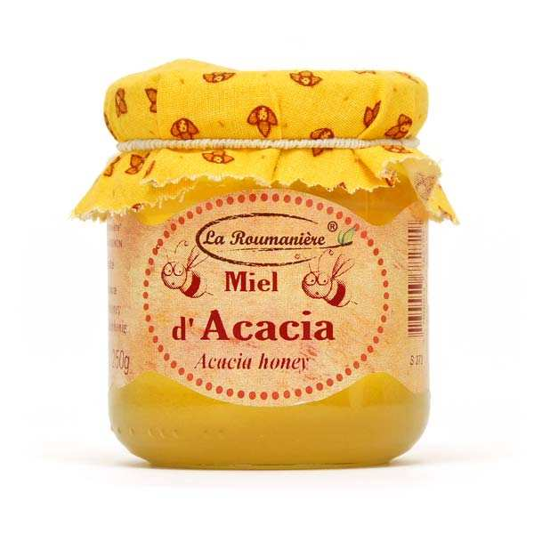 Miel doux d'acacia