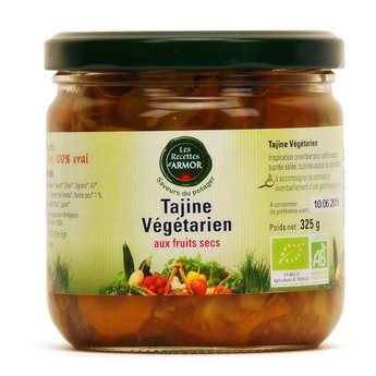 Les recettes d'Armor - Tajine végétarien aux fruits secs bio