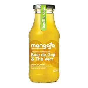 Mangajo - Mangajo Baie de Goji et Thé vert