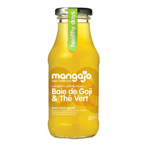 Mangajo Goji Berry And Green Tea Mangajo