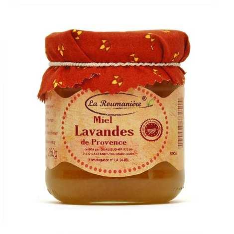 La Roumanière - Miel de lavande de Provence