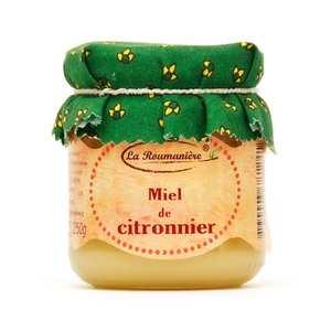 La Roumanière - Lemon tree honey
