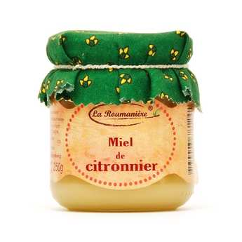 La Roumanière - Miel de Citronnier d'Espagne