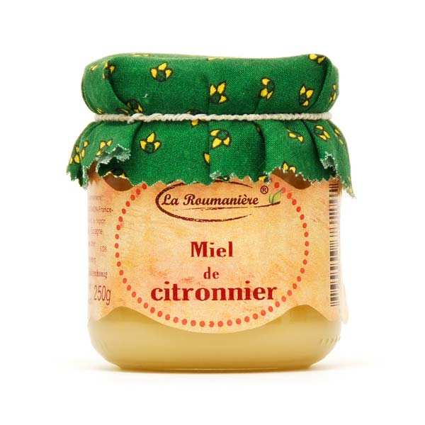Miel de Citronnier d'Espagne