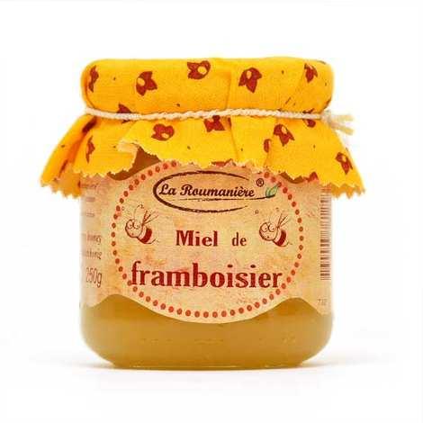 La Roumanière - Raspberry honey